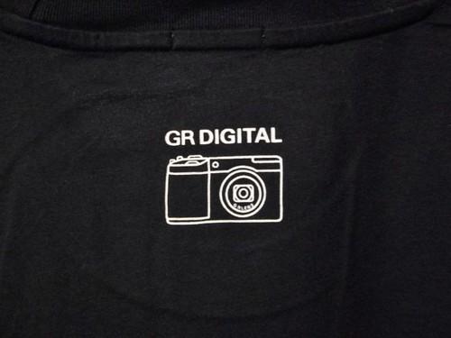 GR DIGITAL Tシャツ #2