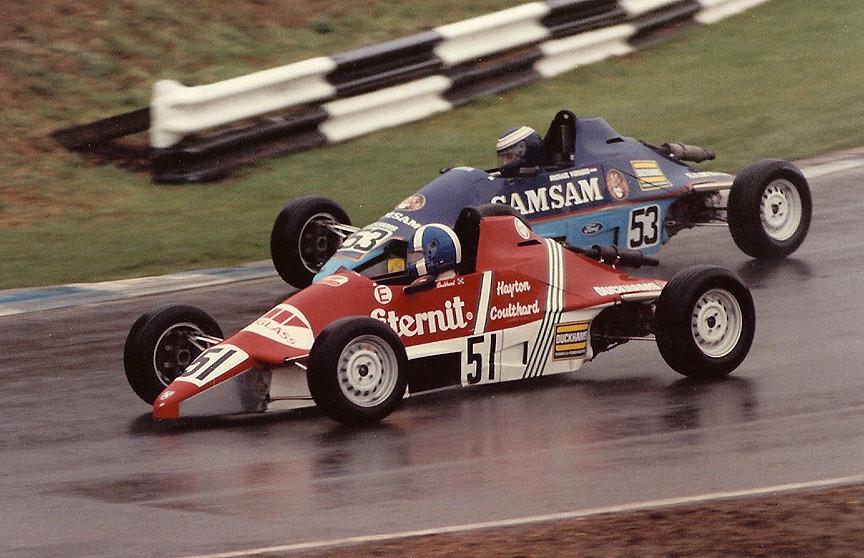 David Coulthard - Formula Ford Festival 1989