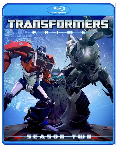 transformers prime S2