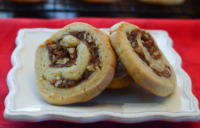 Date pinwheel cookies like Grammy's | Eat, Drink, and Be Merry | Pint ...