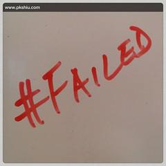 #FAILED