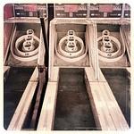 Skee Ball Game Amusement North Texas State Fair Denton UE9100T