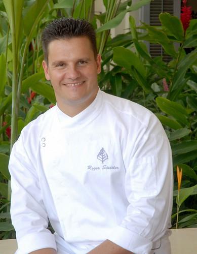 Chef Roger Stettler