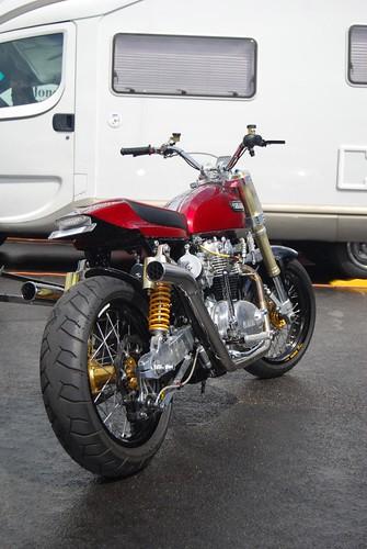 Yamaha XS650 Flat Track by davekpcv