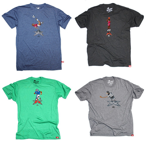 EA Sports Shirts By Sportiqe Apparel