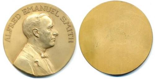Al Smith medal