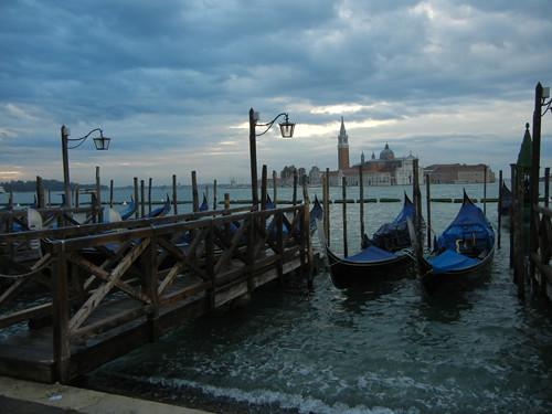 DSCN1132 _ view of Giorgio Maggiore from Piazza di San Marco, 13 October