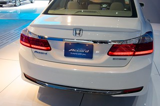 Honda 2014 Accord Hybrid