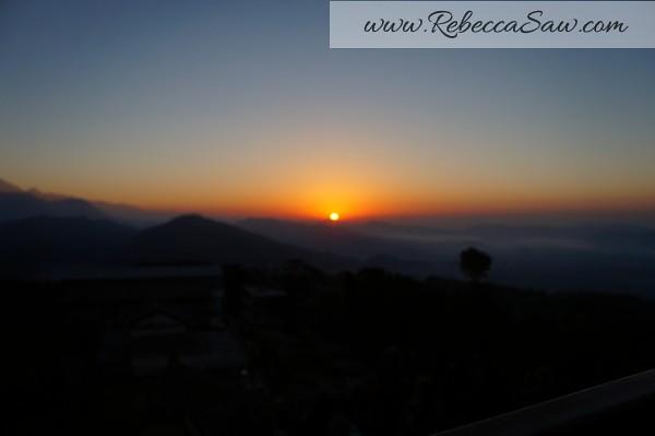 Sarangkot Nepal - sunrise pictures - rebeccasawblog-003
