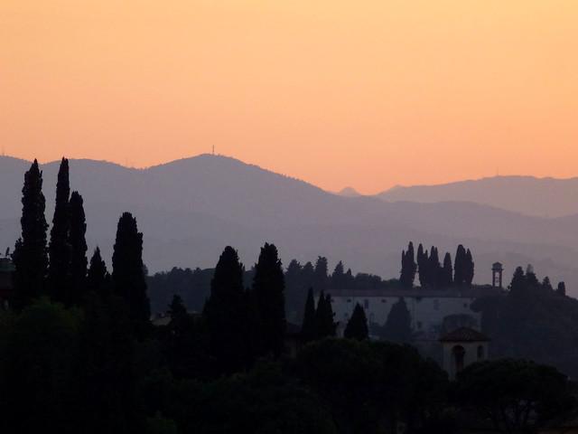 Florence - jour 3 - 099 - Piazzale Michelangelo