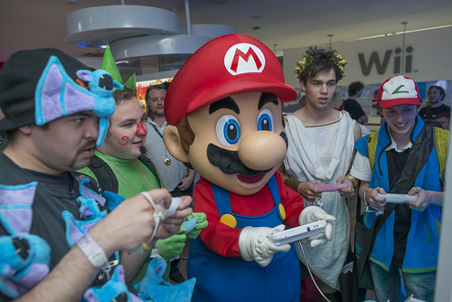 Ninteno Wii U Launch 29.11.12 EB SWANSTON ST MELBOURNE (101 of 271)