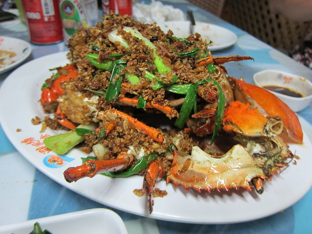 Causeway Bay Typhoon Shelter Seafood