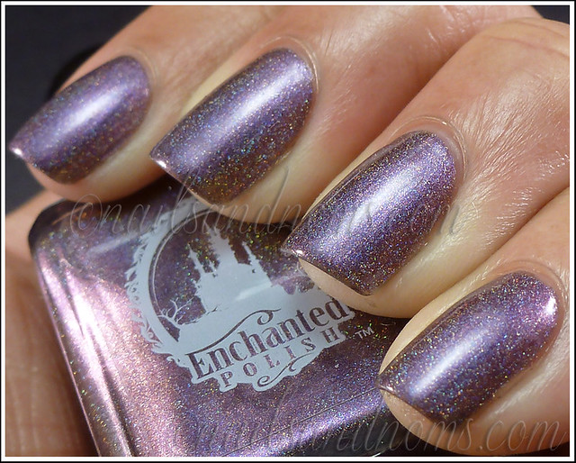 Enchanted Polish Ho Ho Holoday - Dance Of The Sugar Plum 2