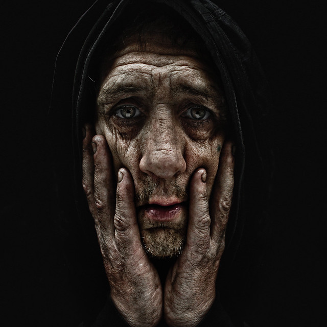 Emotional and Painful Portraits