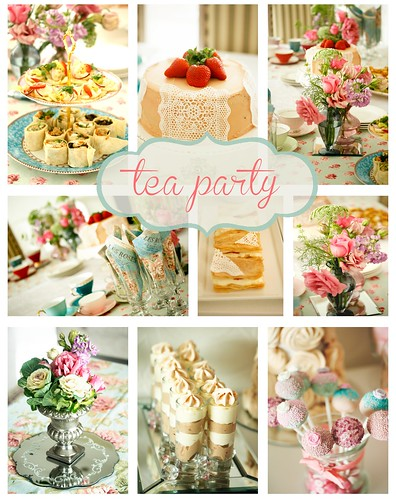 tea party by {zalita}
