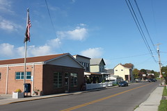 Ridgeley, WV Post Office