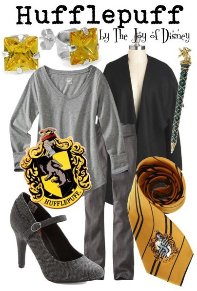 The Joy Of Disney Hufflepuff House Harry Potter