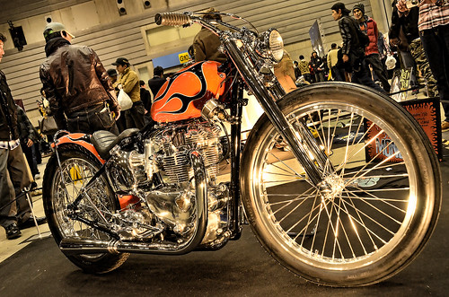 at 21st Annual MOONEYES Yokohama Hot Rod Custom Show 2012 by TAR7480
