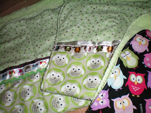 3 Burp Cloths