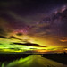 The Southern Lights in New Zealand by Stuck in Customs