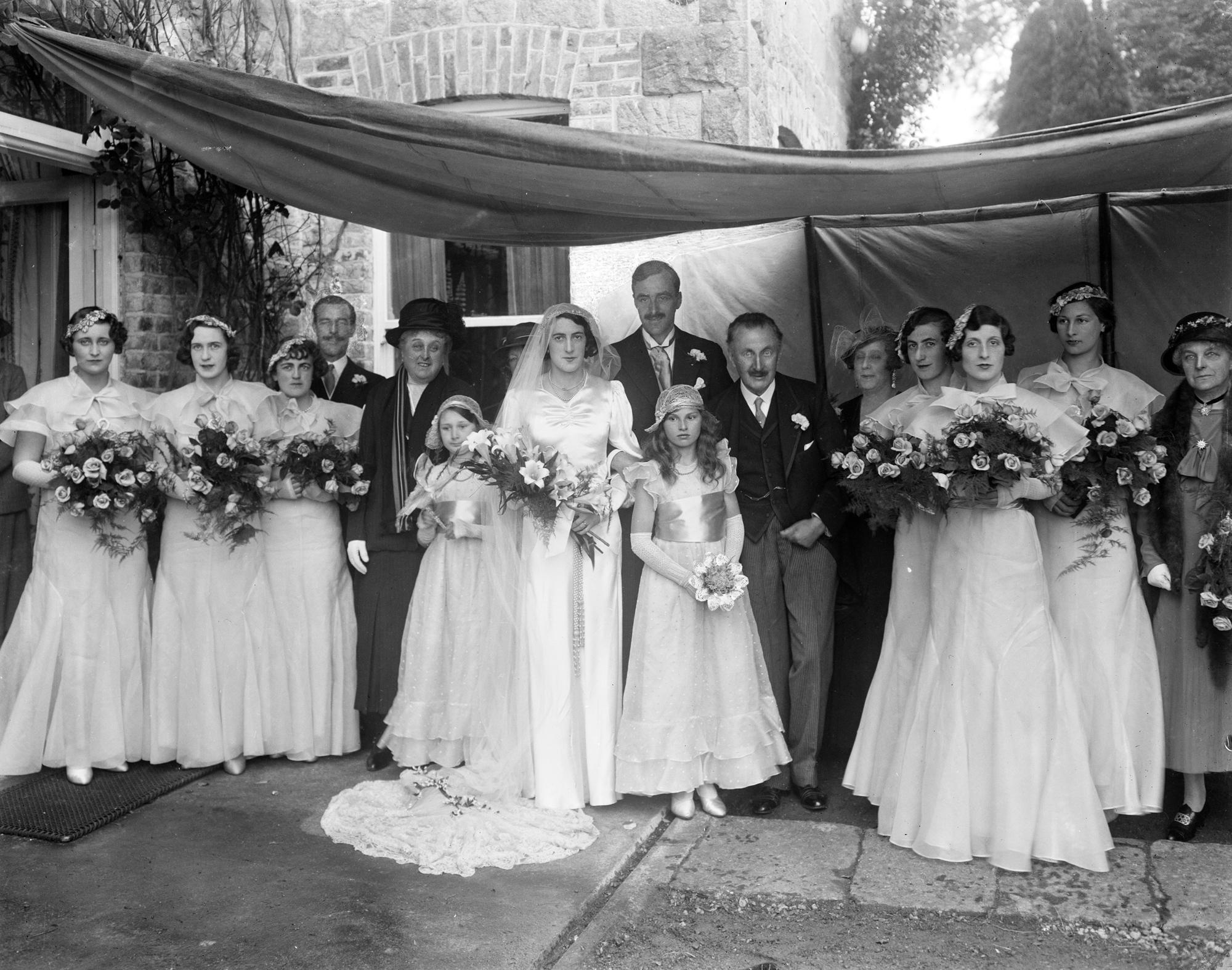 Grattan-Bellew & Loftus Wedding at Mount Loftus