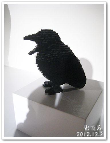 121202-樂高展─烏鴉