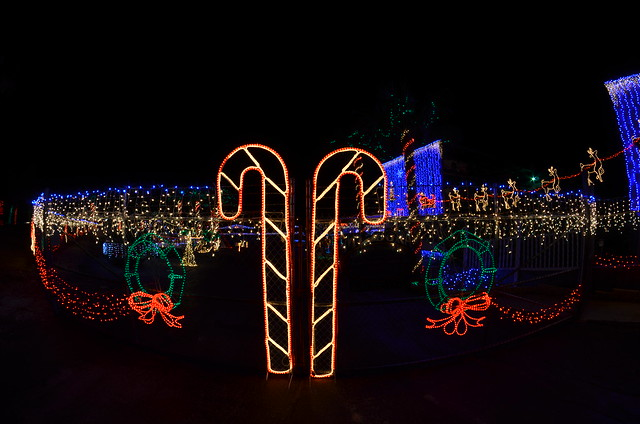 The Lights at Mount Dora 12/4/2012