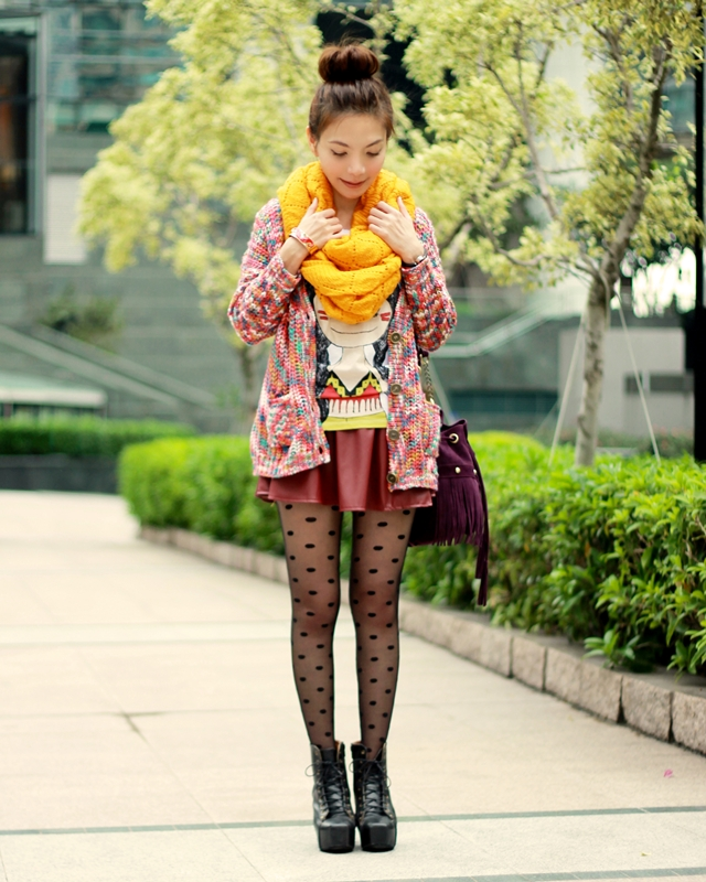Cozy Tangerine