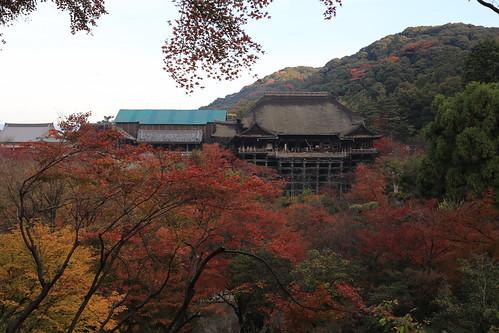 Autumn Kiyomizu-dera 清水寺