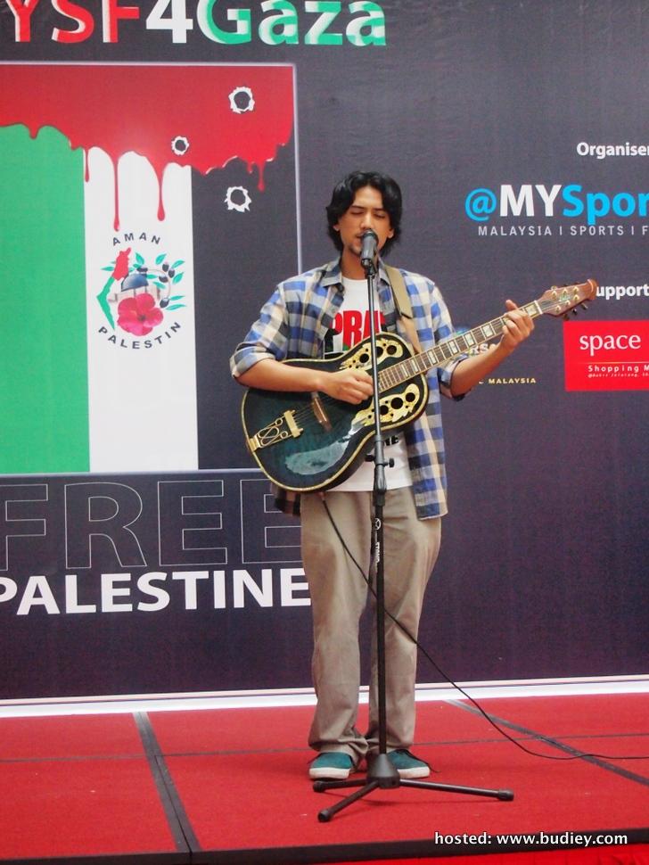 Jualan Amal #MYSF4Gaza Untuk Tabung Aman Palestin