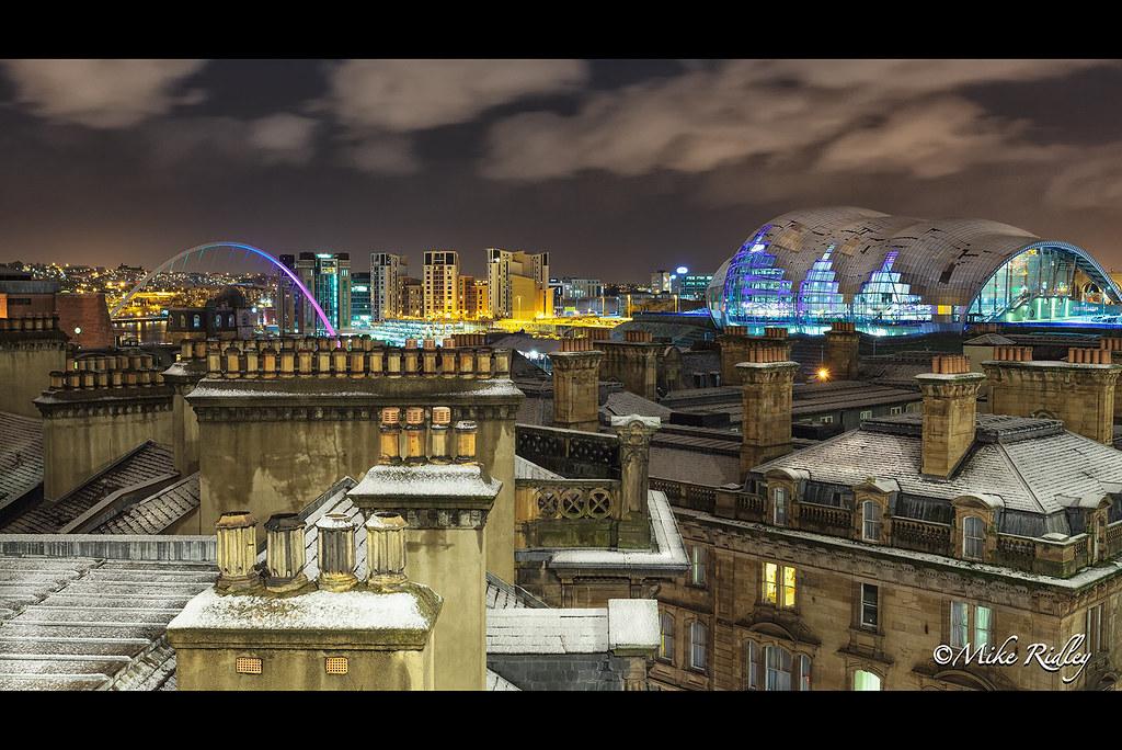 Hotels Near Newcastle Upon Tyne
