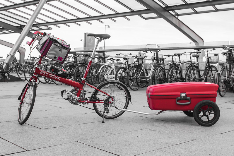Bike Friday in Denmark