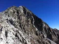 Aufstieg Almerhorn, Gipfelblick