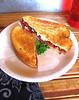 Thumbnail image for Barbecued Bacon-Blue Grilled Cheese