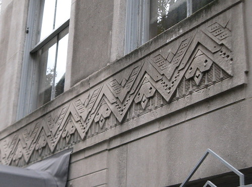 Art Deco Ornament - Frieze