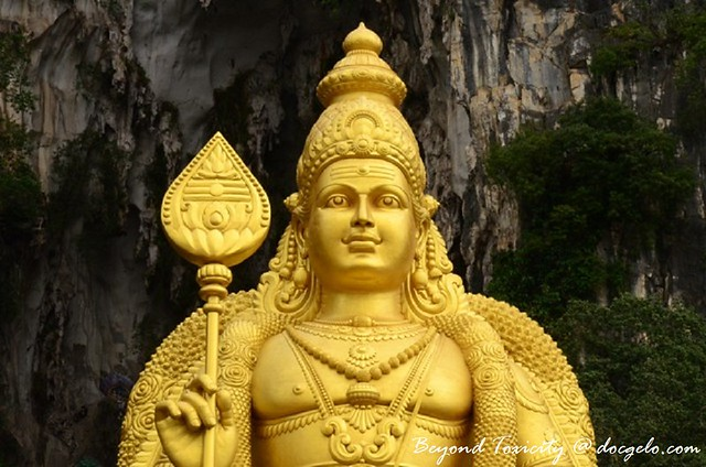 January 2012 Batu Caves
