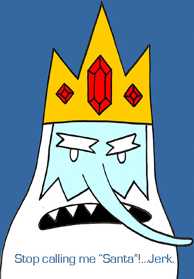 Ice King's Lament