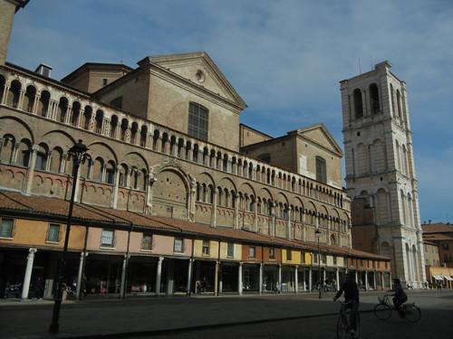 DSCN4039 _ Piazza Trento e Trieste, Cattedrale di San Giorgio (Duomo)