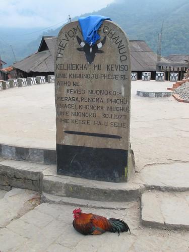 Khonoma village