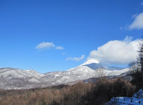 雪の蓼科山 2012.12.11 by Poran111