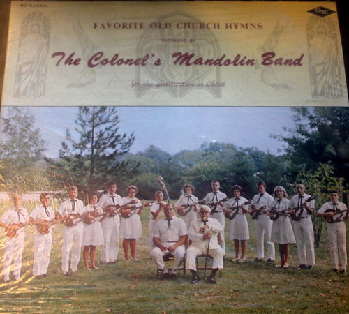The Colonel's Mandolin Band LP