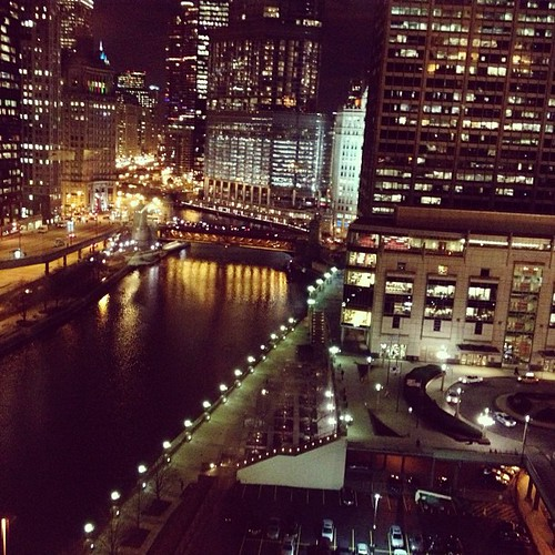 Goodnight Chicago!