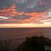 Sunset Over Pacific Coast of Nicaragua - Morgan's Rock