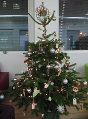 Tree of Life in UCH Macmillan Cancer Centre
