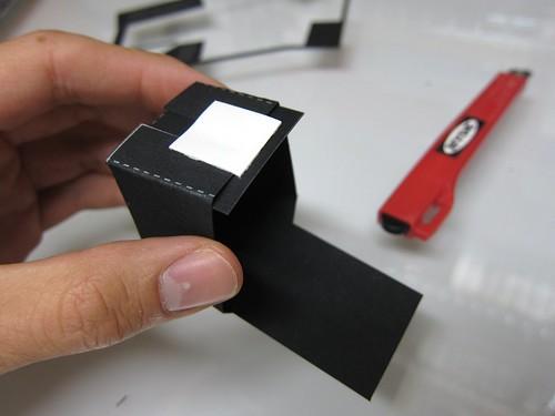 Desktop Spectrometer Kit assembly