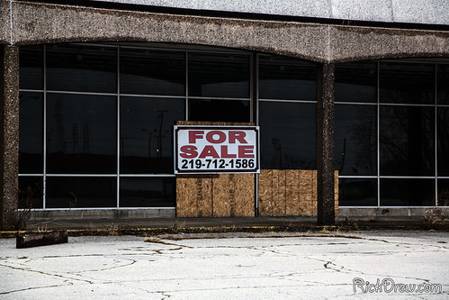 road door windows green abandoned window glass sign retail bar for weeds view sale entrance rusty indiana miller gary kmart ibeams in