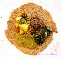Around the World in Mama's Vegan Kitchen: Ethiopian Tonight