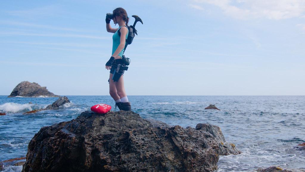 related image - Shooting Lara Croft - Calanque du Mont Salva - Six Fours les Plages - 2016-08-11- P1500531