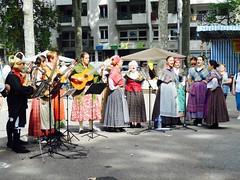 Jaca canta en Oloron