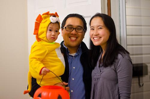 Halloween Family